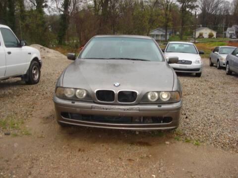2003 BMW 5 Series for sale at Uniworld Auto Sales LLC. in Greensboro NC