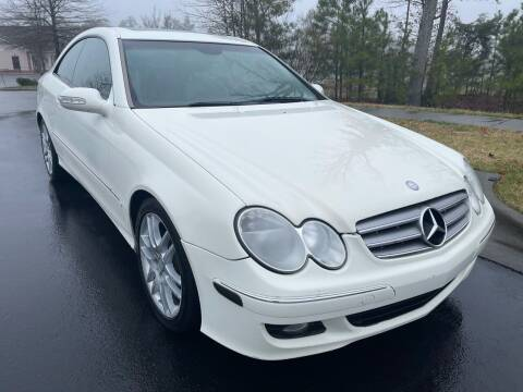 2008 Mercedes-Benz CLK for sale at LA 12 Motors in Durham NC