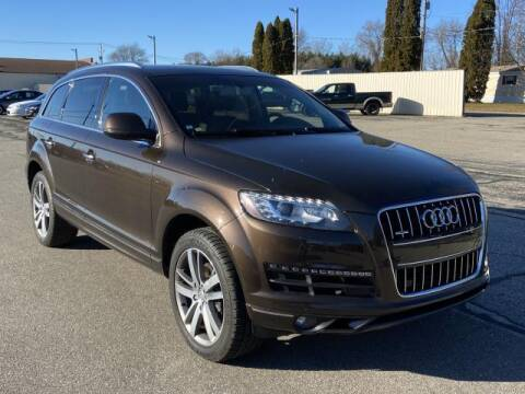 2012 Audi Q7 for sale at Miller Auto Sales in Saint Louis MI