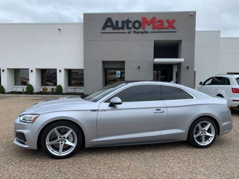 2018 Audi A5 for sale at AutoMax of Memphis - V Brothers in Memphis TN