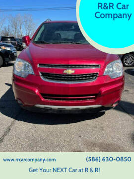 2014 Chevrolet Captiva Sport for sale at R&R Car Company in Mount Clemens MI