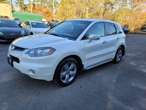 2007 Acura RDX for sale at GA Auto IMPORTS  LLC in Buford GA