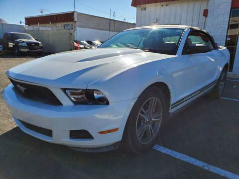 2010 Ford Mustang for sale at Auto Center Of Las Vegas in Las Vegas NV