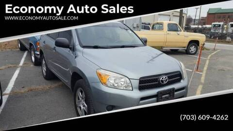 2006 Toyota RAV4 for sale at Economy Auto Sales in Dumfries VA