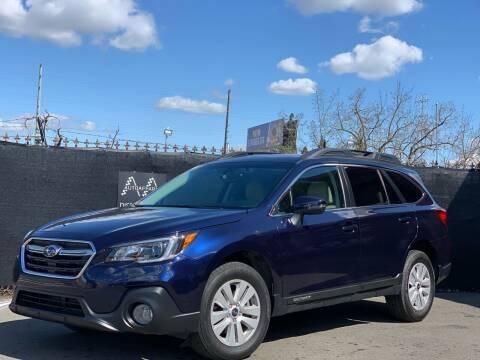 2018 Subaru Outback for sale at AutoAffari LLC in Sacramento CA
