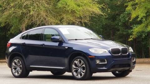 2014 BMW X6 for sale at United Auto Gallery in Suwanee GA