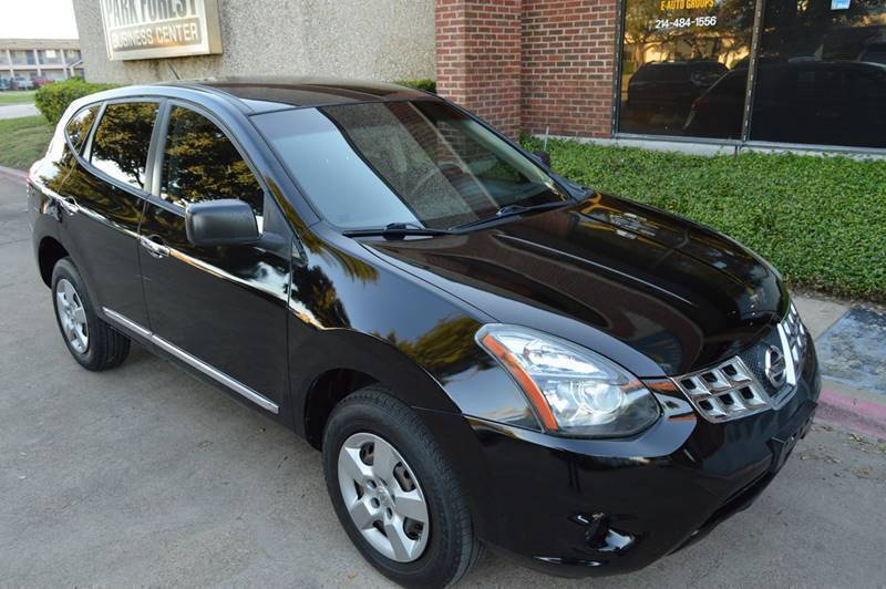 2014 Nissan Rogue Select S 4dr Crossover - Dallas TX