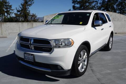 2011 Dodge Durango for sale at BAY AREA CAR SALES in San Jose CA