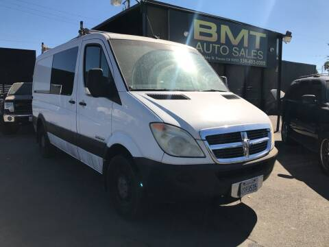 2007 Dodge Sprinter Cargo for sale at BMT Auto Sales in Fresno nul