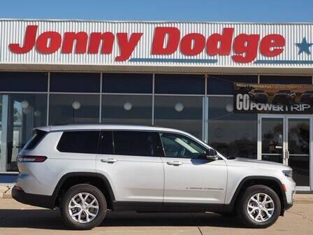 2021 Jeep Grand Cherokee L for sale at Jonny Dodge Chrysler Jeep in Neligh NE