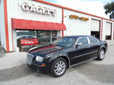 2010 Chrysler 300 for sale at Gagel's Auto Sales in Gibsonton FL