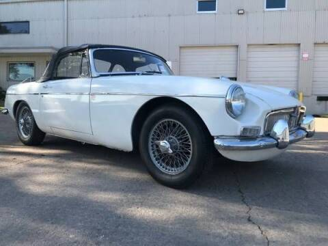 1966 MG MGB for sale at Classic Car Deals in Cadillac MI