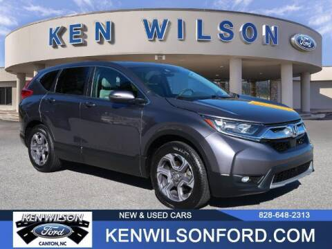 2017 Honda CR-V for sale at Ken Wilson Ford in Canton NC