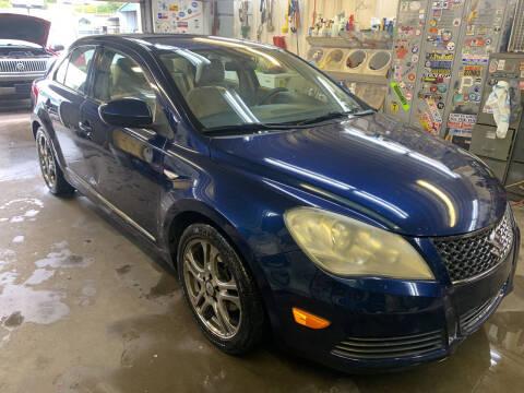 2011 Suzuki Kizashi for sale at BURNWORTH AUTO INC in Windber PA