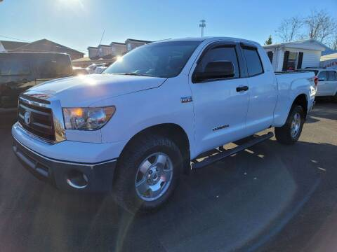2011 Toyota Tundra for sale at Ford's Auto Sales in Kingsport TN
