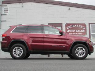 2018 Jeep Grand Cherokee for sale at Brubakers Auto Sales in Myerstown PA