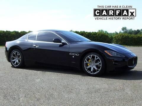 2009 Maserati GranTurismo for sale at Atlantic Car Company in Windsor Locks CT