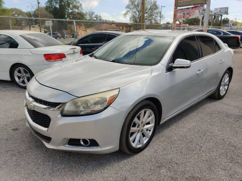 2015 Chevrolet Malibu for sale at Advance Import in Tampa FL