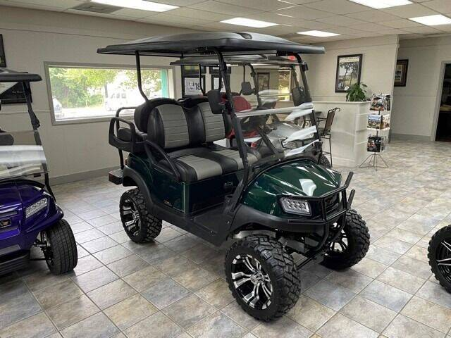 2018 Club Car 4 Passenger Electric Lift for sale at METRO GOLF CARS INC in Fort Worth TX