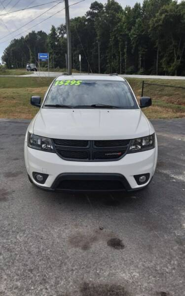 2014 Dodge Journey for sale at Mathews Used Cars, Inc. in Crawford GA