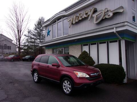 2009 Honda CR-V for sale at Nicky D's in Easthampton MA