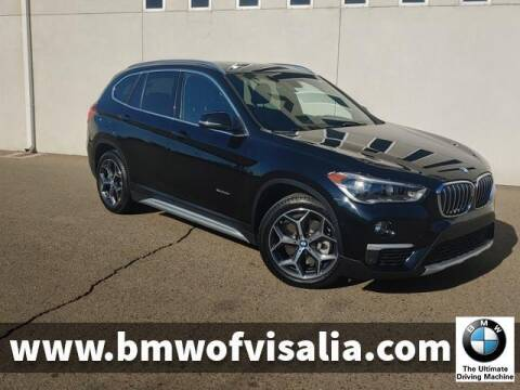 2016 BMW X1 for sale at BMW OF VISALIA in Visalia CA