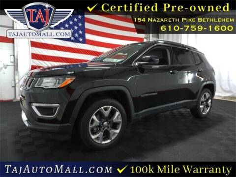 2018 Jeep Compass for sale at Taj Auto Mall in Bethlehem PA