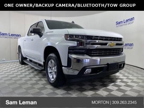 2020 Chevrolet Silverado 1500 for sale at Sam Leman CDJRF Morton in Morton IL