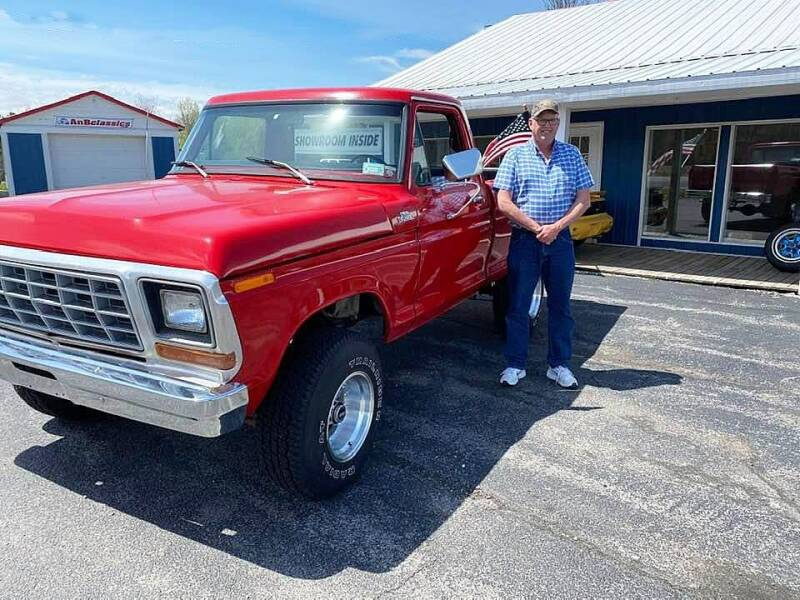 1979 Ford F-150 SOLD for sale at AB Classics in Malone NY