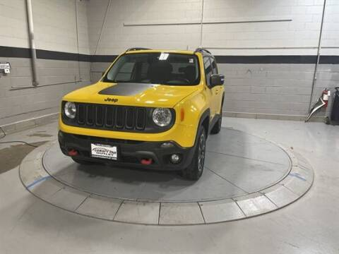 2016 Jeep Renegade for sale at Luxury Car Outlet in West Chicago IL