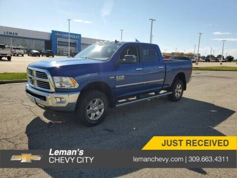 2015 RAM Ram Pickup 2500 for sale at Leman's Chevy City in Bloomington IL