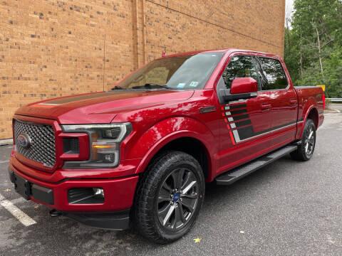 2018 Ford F-150 for sale at Vantage Auto Group - Vantage Auto Wholesale in Moonachie NJ