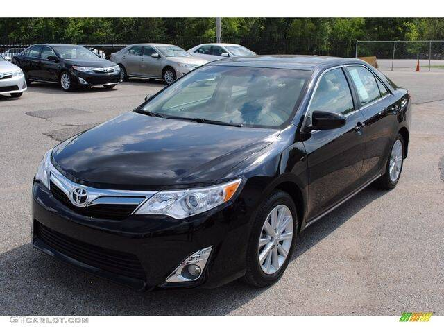 2013 Toyota Camry for sale at Hotline 4 Auto in Tucson AZ