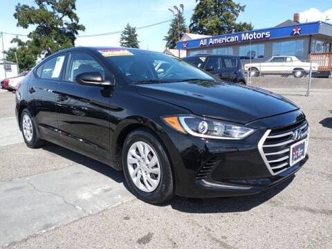 2018 Hyundai Elantra for sale at All American Motors in Tacoma WA