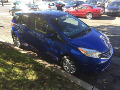 2015 Nissan Versa Note for sale at UNION AUTO SALES in Vauxhall NJ