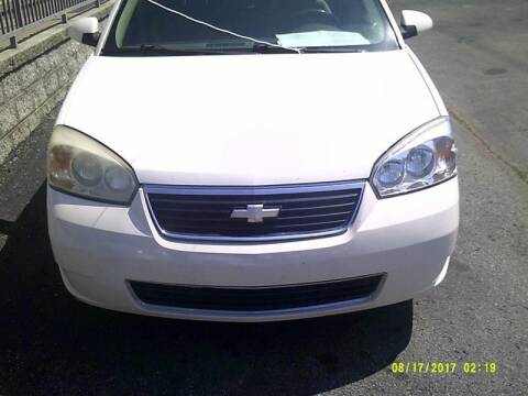 2007 Chevrolet Malibu Maxx for sale at Mitchell Motor Company in Madison TN