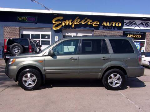 2007 Honda Pilot for sale at Empire Auto Sales in Sioux Falls SD