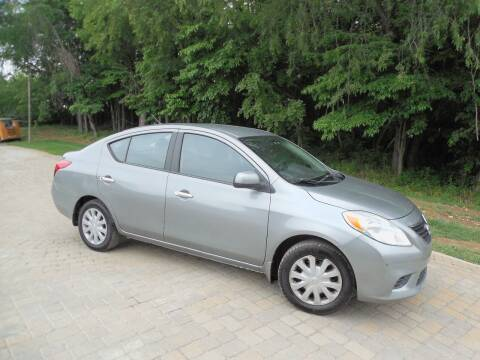 2012 Nissan Versa for sale at Marsh Automotive in Ruffs Dale PA