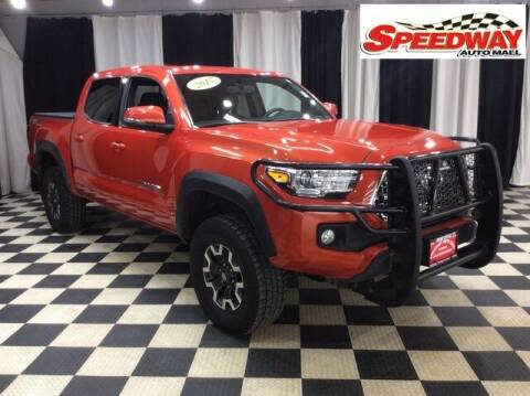 2017 Toyota Tacoma for sale at SPEEDWAY AUTO MALL INC in Machesney Park IL