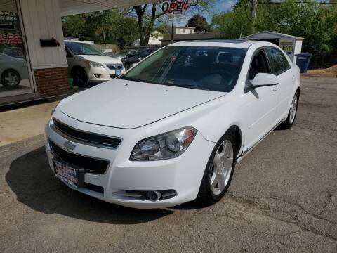 2009 Chevrolet Malibu for sale at New Wheels in Glendale Heights IL