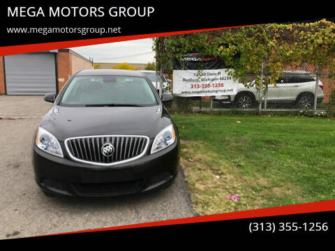 2016 Buick Verano for sale at MEGA MOTORS GROUP in Redford MI