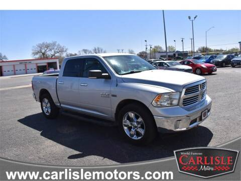2014 RAM Ram Pickup 1500 for sale at Carlisle Motors in Lubbock TX