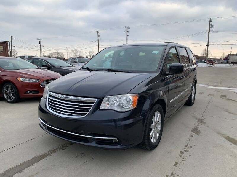 2013 Chrysler Town and Country for sale at Crooza in Dearborn MI