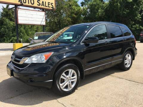 2010 Honda CR-V for sale at Town and Country Auto Sales in Jefferson City MO