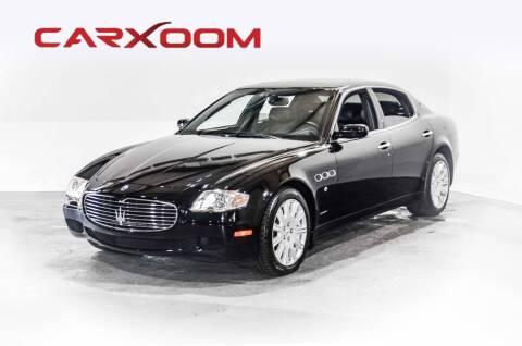2007 Maserati Quattroporte for sale at CarXoom in Marietta GA