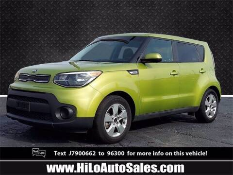2018 Kia Soul for sale at Hi-Lo Auto Sales in Frederick MD