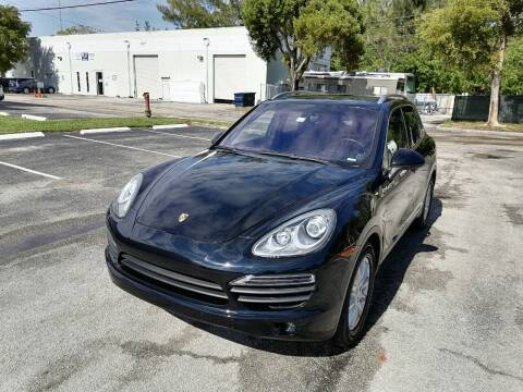 2012 Porsche Cayenne for sale at Best Price Car Dealer in Hallandale Beach FL