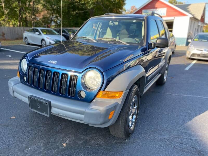 2005 Jeep Liberty for sale at 1A Auto Sales in Walpole MA