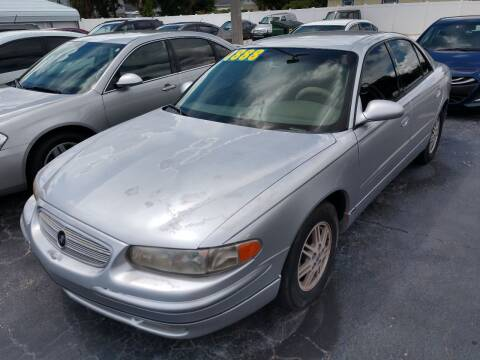 2003 Buick Regal for sale at AFFORDABLE AUTO SALES in We Finance Everyone! FL