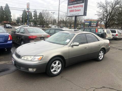 1997 Lexus ES 300 for sale at Blue Line Auto Group in Portland OR